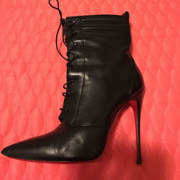 67cdb1b24409 Christian Louboutin Shoes - Christian Louboutin Mado Boot. No scratches.
