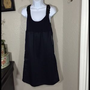 Vera Wang Dresses & Skirts - New Beautiful Navy Blue Simply Vera Dress Size 2