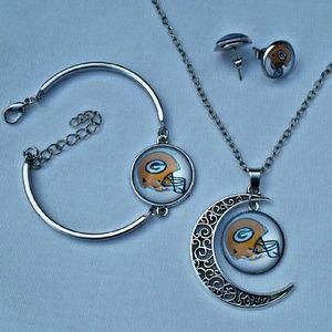 Jewelry - 🏈 GREEN BAY 🏈 Jewelry Set
