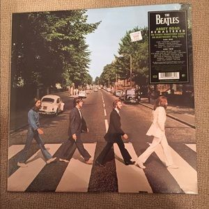 Other - The Beatles Abbey Road Record