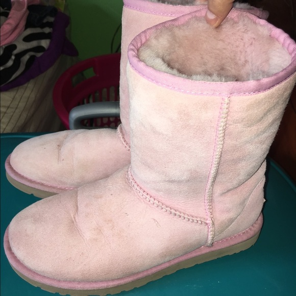 pink uggs womens