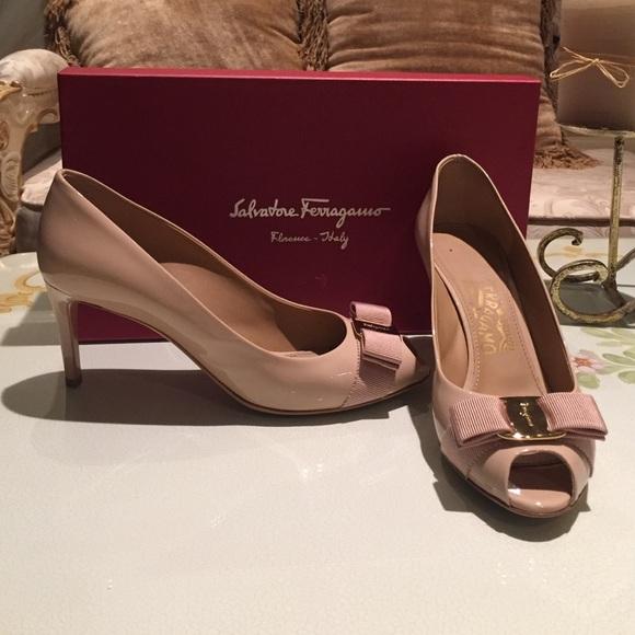 Salvatore Ferragamo Shoes   Authentic