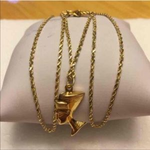 Jewelry - 14k necklace yellow gold