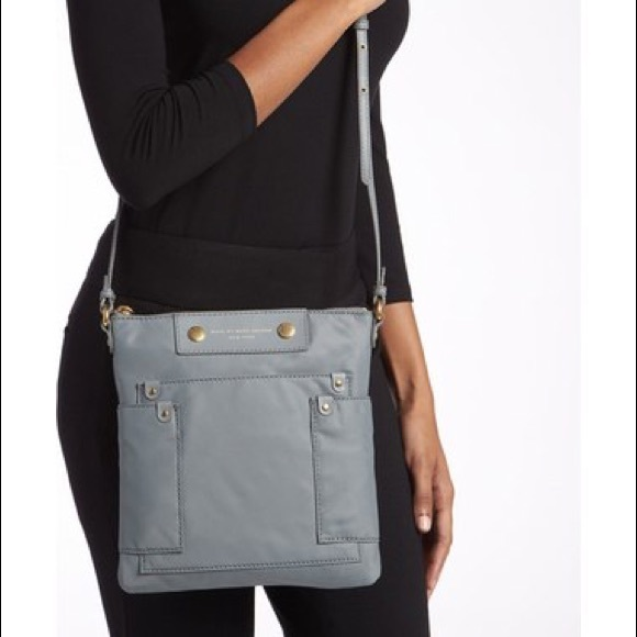 1e2486dba720 Marc by Marc Jacobs Preppy Nylon-Sia Crossbody Bag.  M 57bbc93ba88e7dffe0002eb0