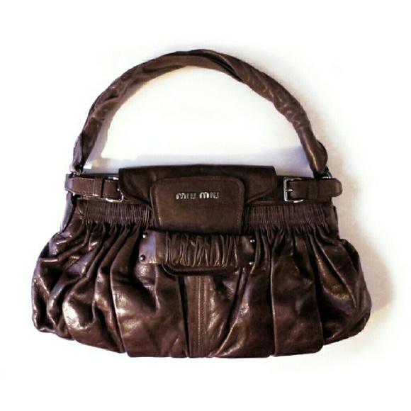 2f8033086b57 Miu Miu Bags | By Prada Matelasse Coffer Bag Final Price | Poshmark