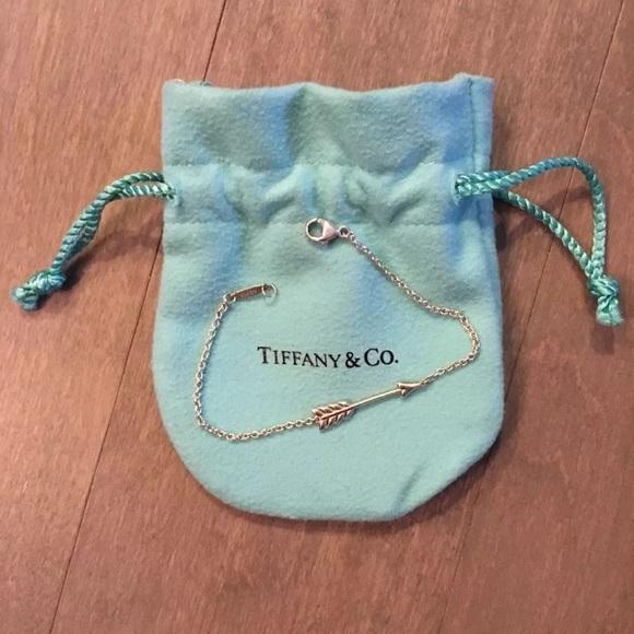 7c47fa012 Tiffany & Co. Sterling Silver Arrow Bracelet. M_57bbf8137fab3afa0b007b8c