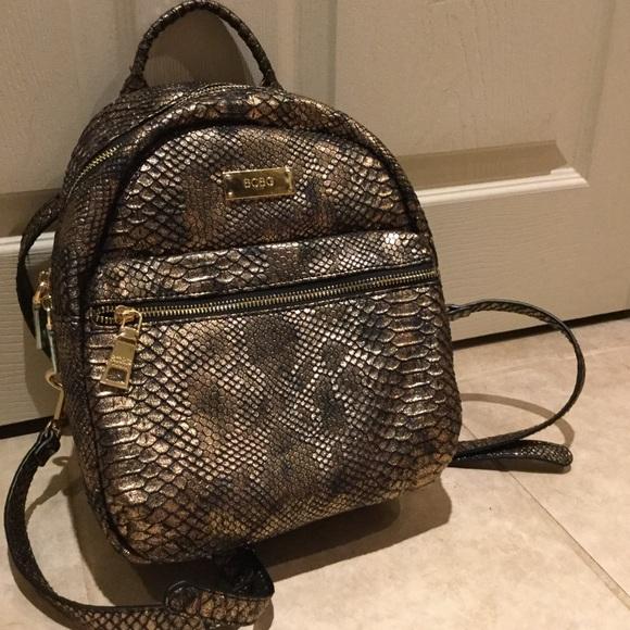 68% off BCBG Handbags - 🎒SALE!! 🎉BCBG Paris backpack from ...
