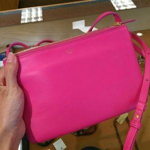 CELINE Handbags - CELINE Trio small