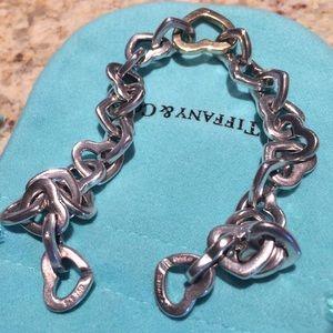 Tiffany & Co. Jewelry - Tiffany & Co. open heart bracelet