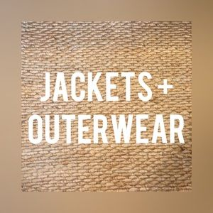 Outerwear and jackets