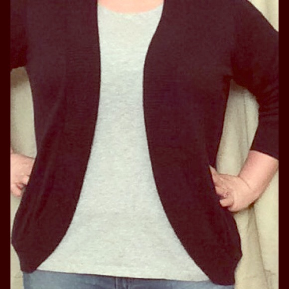 89th Madison Sweaters Plus Size 3x Navy Blue 89th Madison