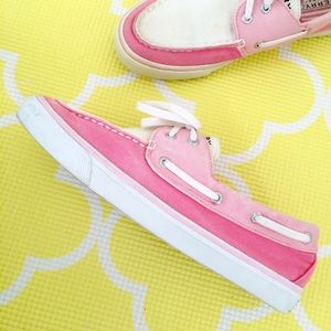 Sperry Top-Sider Shoes - 🚨SALE🚨 Sperry Top-Sider Pink boat shoes