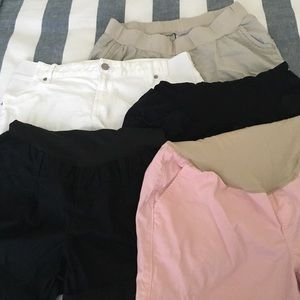 Gap Pants - Maternity shorts bundle!