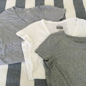 Old Navy Tops - XS/S Maternity Tee Shirt Bundle