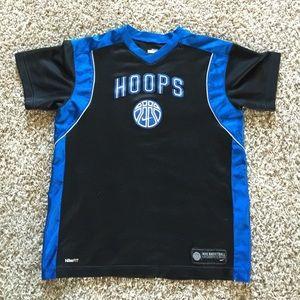 Nike FitDry Hoops Boys Top, Medium (10-12)