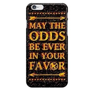 Hunger games iPhone 6/6s case