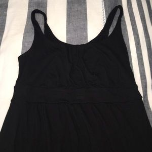 Old Navy Dresses - Black Maternity Dress