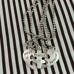 Jewelry - Best Friends Forever Necklaces