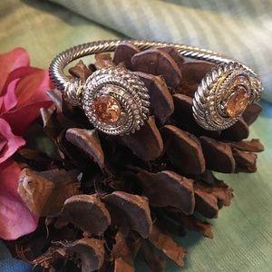 Jewelry - Sunset Topaz Bracelet NWOT