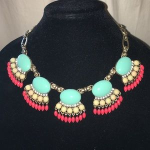 HOST PICK! J Crew Multi Color Statement Necklace