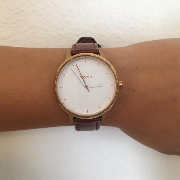 0b186b9df Nixon Kensington Leather 37mm watch. M_57bc81be4225becc660061d2