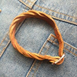 AMERICAN EAGLE OUTFITTERS Leather Bracelet