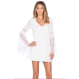 l*space Other - L*SPACE Burning Sun Tunic in Ivory