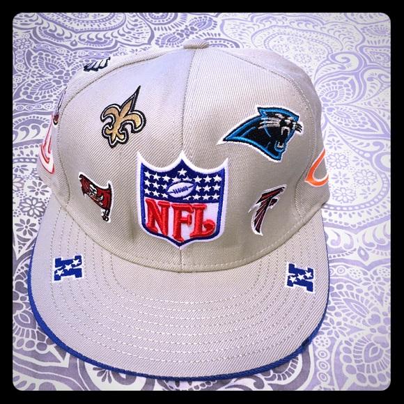 Reebok NFL 32 team logos hat! M 57bc936d522b452c29007ddc 2225c892c79