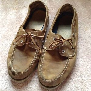 Other - Men's Leather Slip-on Shoes