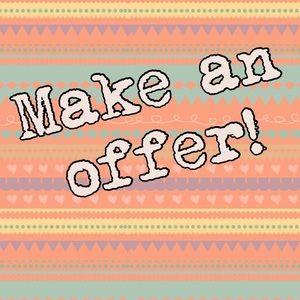 Handbags - Make an offer!