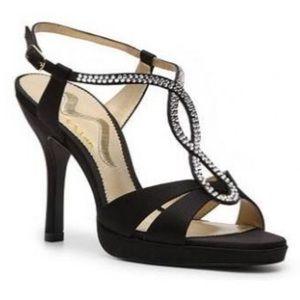 Nina Shoes - Nina satin heels