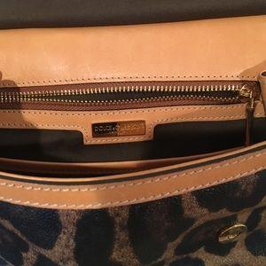 e597a23ee417 Dolce   Gabbana Bags - Dolce Gabbana leopard print sling bag