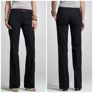 J. Crew Pants - J. Crew Favorite Fit Black Wool Trousers
