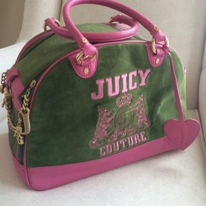 Juicy Couture Dog Carrier bag
