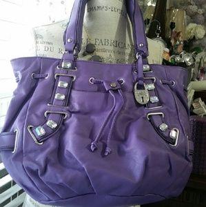 Penny Sue Handbags - New Penny Sue Violet Large  Bag