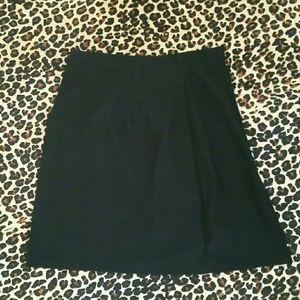 SALE! Basic Black Mini Skirt