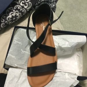 Massimo Rebecchi Shoes - Black sandals