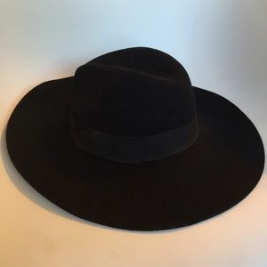 Brixton Accessories - Brixton Black Felt Hat