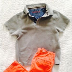 Weatherproof Other - Vintage Grey Boy's Polo Shirt | Various Sizes