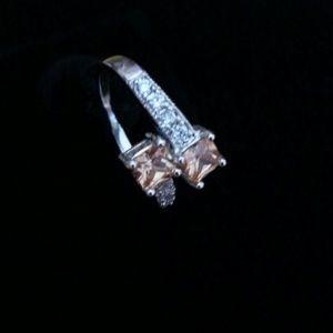 Kay Jewelers Jewelry - 10kg Diamond & Citrin Ring 💍