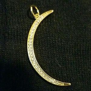 Moon necklace pendant