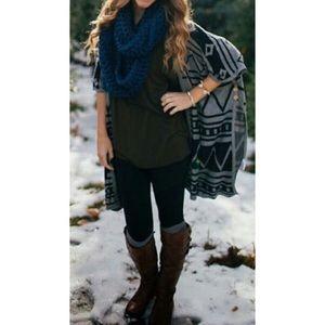 🔥CLEARANCE Black Fleece Lined High Waist Legging