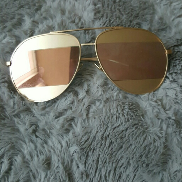 952f141e8381 Accessories - Fake Dior split mirror sunglasses