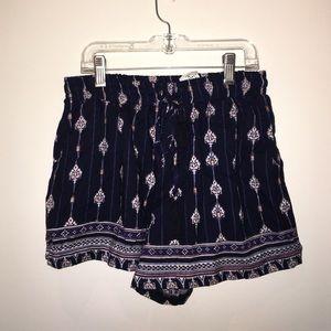 Closet Pants - Cute Tribal Print Flowy Shorts!