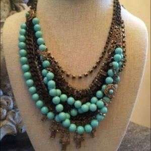 Stella and Dot  Marchesa necklace