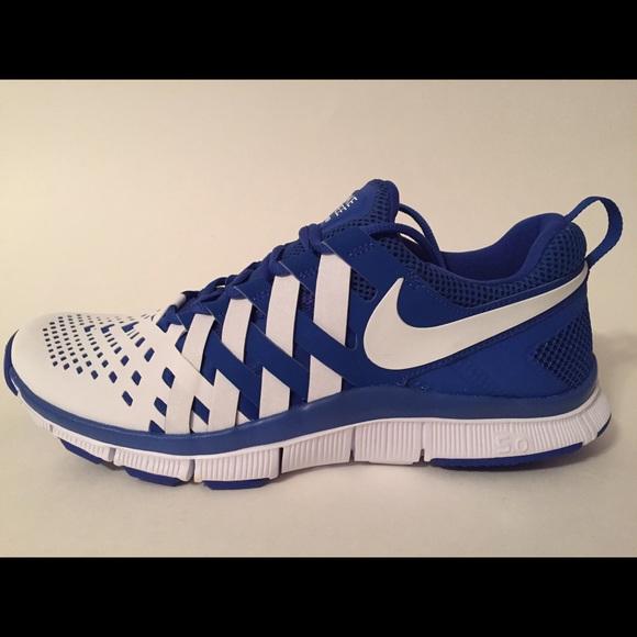 huge discount dea16 463ae Nike Free Trainer 5.0 TB Fingertrap Mens Blue NEW NWT