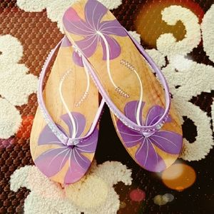 Shoes - Wooden Sandals