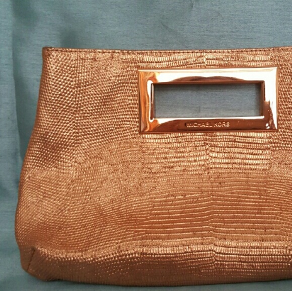 cdaeea05f24097 Michael Kors Bags | Clutch Evening Bag | Poshmark