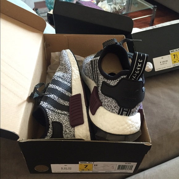 Adidas Limited Edition Adidas Nmd R1 From Kristen S