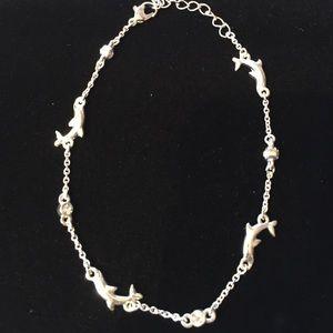 Jewelry - Dolphin Ankle Bracelet